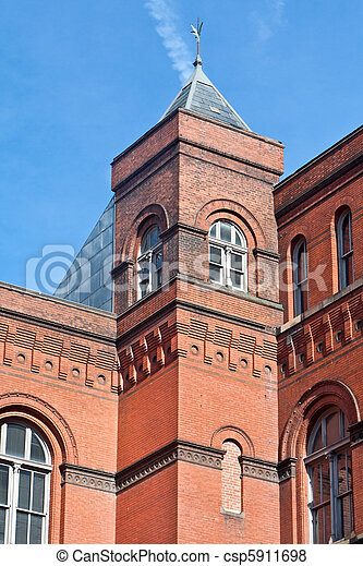 Pictures Of Richardsonian Romanesque Building Tower