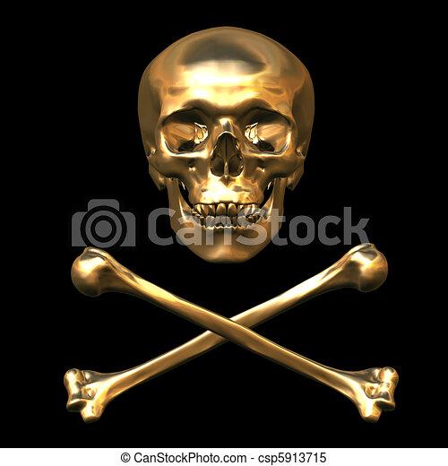 Skull and Bones - csp5913715