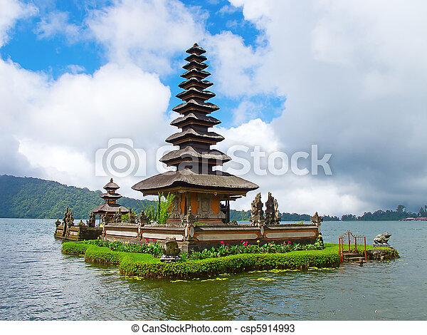 Water temple - csp5914993