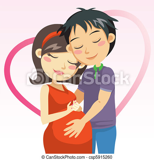 Love And Pregnancy - csp5915260