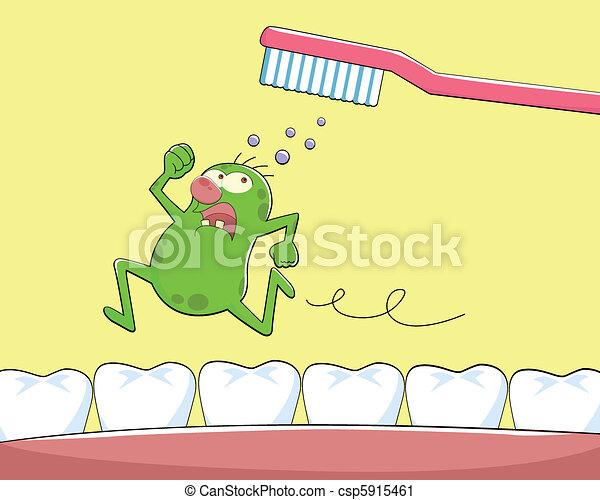 tooth germ - csp5915461