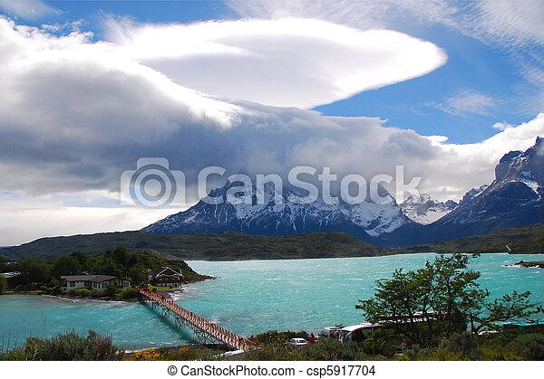 Hosteria Pehoe Torres del Paine NP - csp5917704