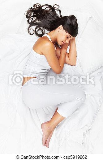 Feel like sleeping - csp5919262
