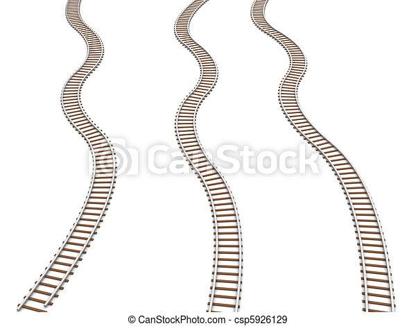 Railroad - csp5926129