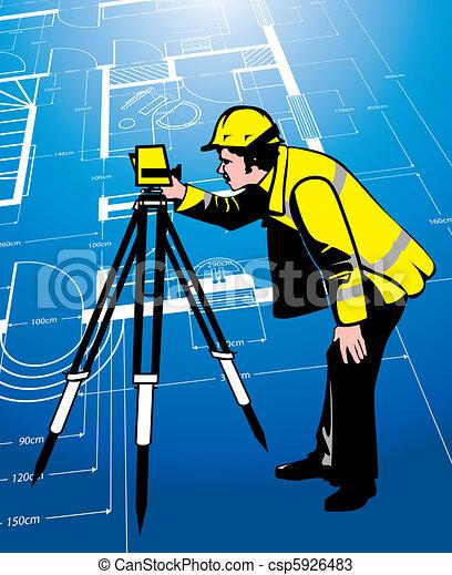 surveyor - csp5926483