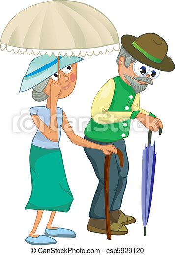 Senior Citizens - csp5929120