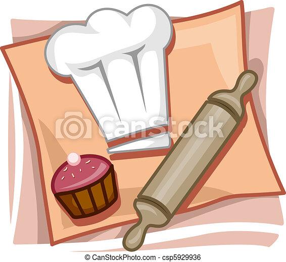 Baking Icon - csp5929936