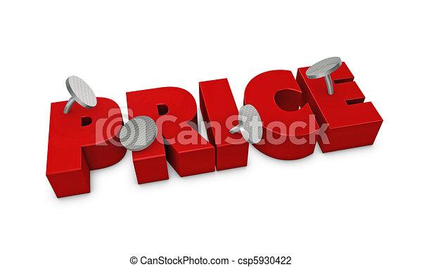 Fixed price - csp5930422