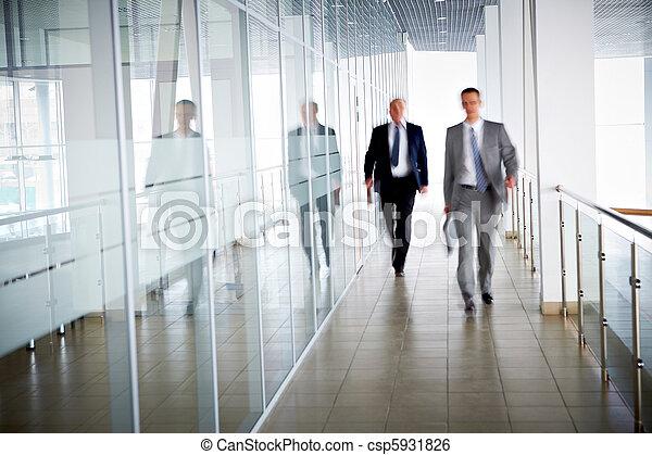 オフィス, 人々 - csp5931826