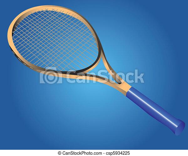 badminton racket - csp5934225