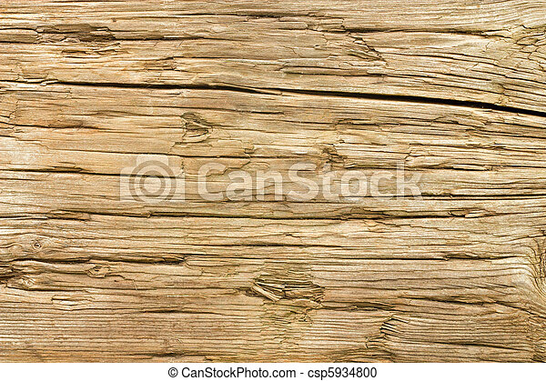 Old weathered wood texture background. - csp5934800