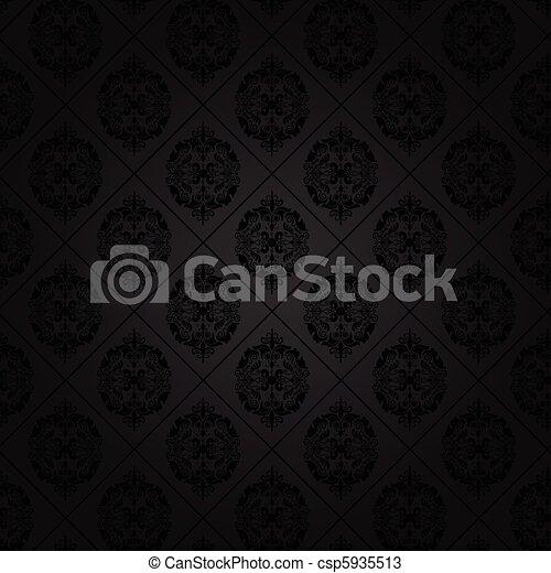 Seamless tile wallpaper - csp5935513