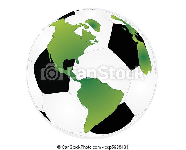 world soccer - csp5938431