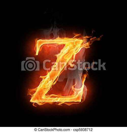 flamy symbol - csp5938712