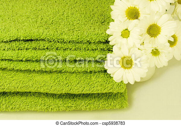 Promise of Spring renewal - csp5938783