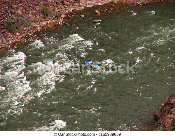 Grand Canyon rafting - csp5939659