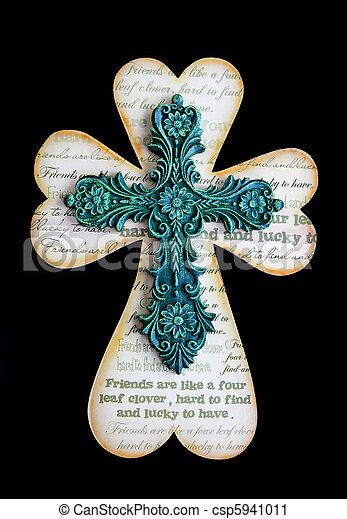 Saint Patricks Cross - csp5941011