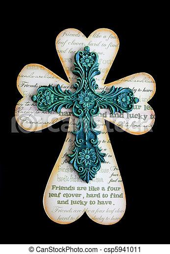 Saint Patricks Cross - csp5941011