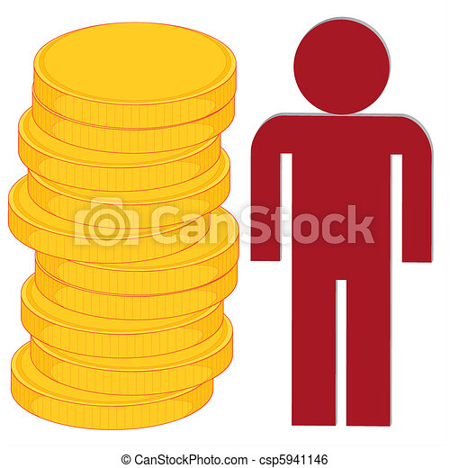accumulation of wealth  - csp5941146