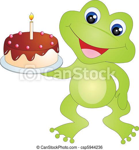 Frog vector - csp5944236