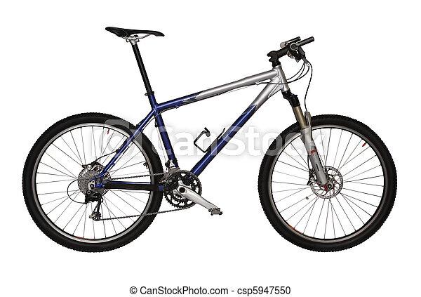 Mountain bike - csp5947550