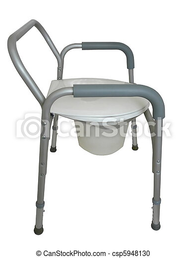 Bedside Commode or Shower Chair - csp5948130