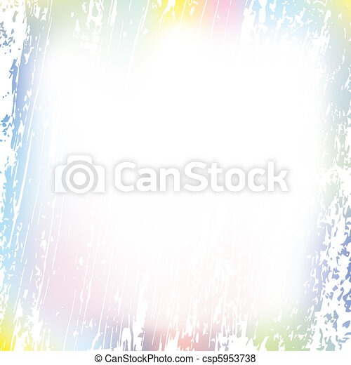 grunge background with pastel colo - csp5953738