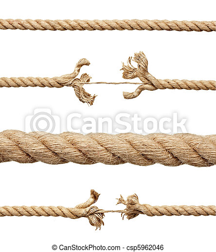 rope string risk damaged - csp5962046