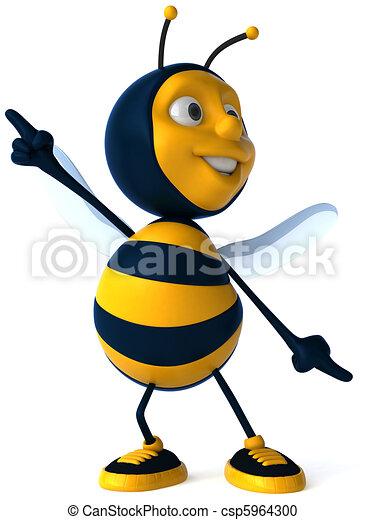 Bee - csp5964300