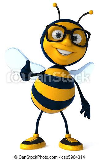 Bee - csp5964314