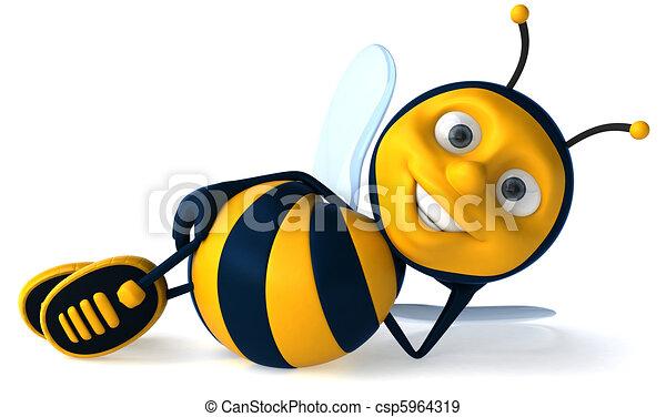 Bee - csp5964319