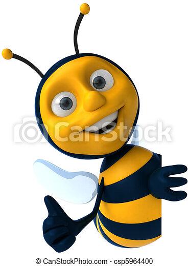 Bee - csp5964400