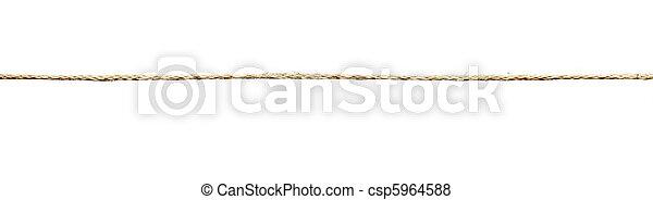rope string - csp5964588