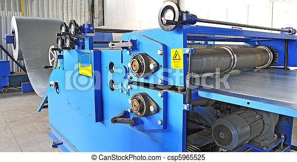 machine for rolling steel sheet in  - csp5965525