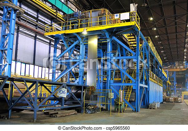 machine for rolling steel sheet - csp5965560