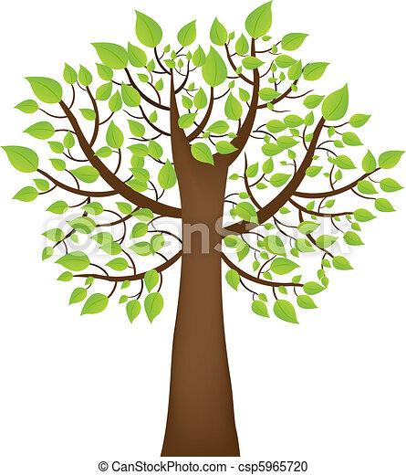 樹 - csp5965720