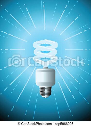 Efficient lightbulb - csp5966096