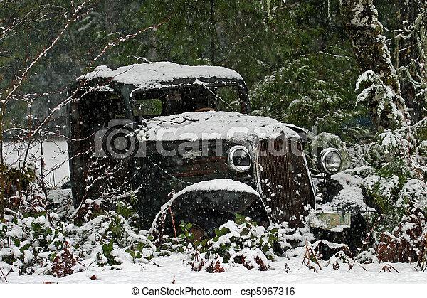 Old Rustic Antiques - csp5967316