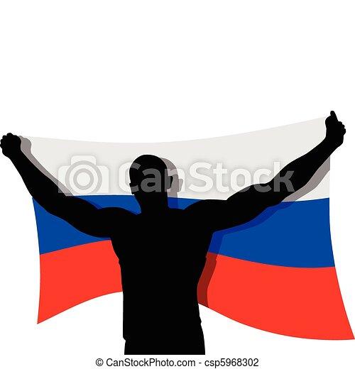 Pride Of A Nation - csp5968302