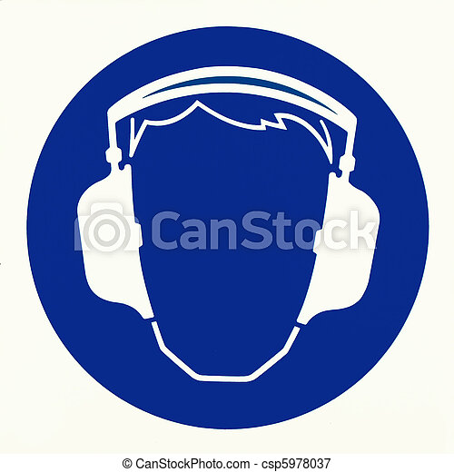 Hearing protection - csp5978037