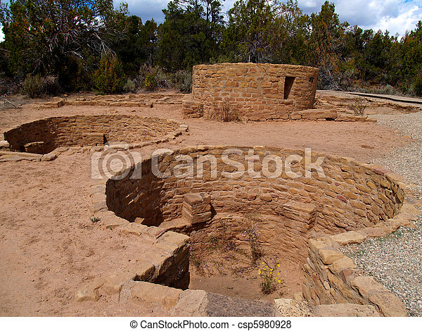 Far View House%u2014Mesa Verde - csp5980928
