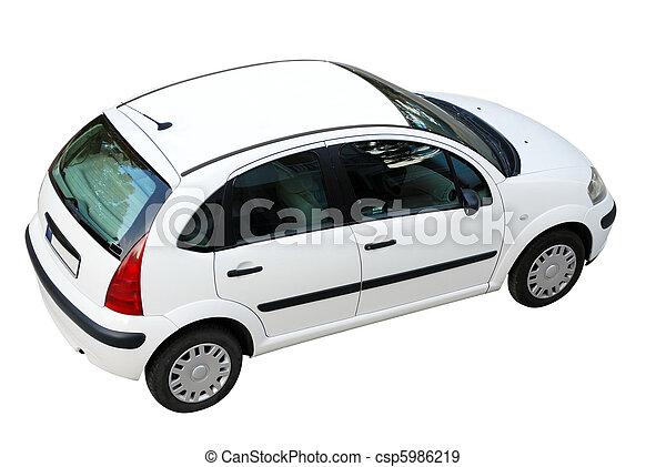 car top perspective - csp5986219