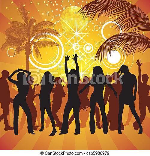 Exotic Party - csp5986979