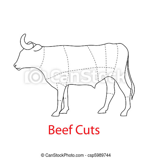 Manzo Tagli Grafico Mucca Isolato Bianco 19628028 furthermore Crab Clipart Black And White 30640 as well Stock Vector Pen Drawing Depicting A Pig moreover Content besides Hanger Steak. on cuts of meat clip art