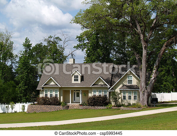Residential Home  - csp5993445
