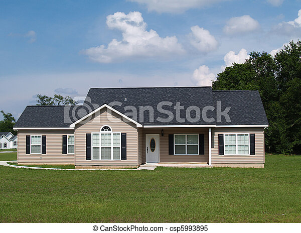 Small Residential Home - csp5993895