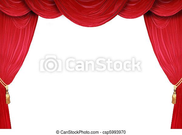 Open Stage Theatre  - csp5993970