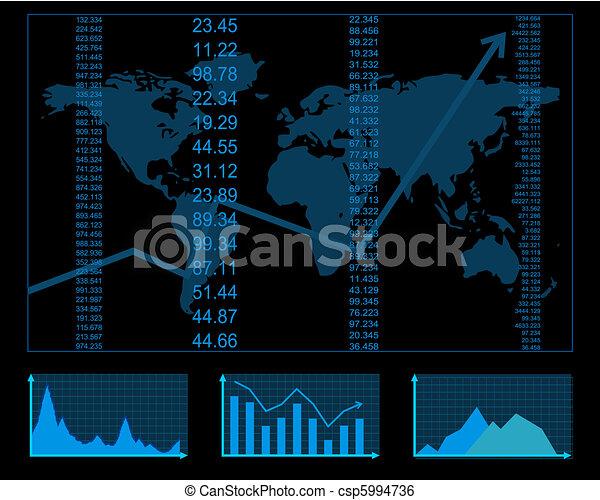 finance report - csp5994736