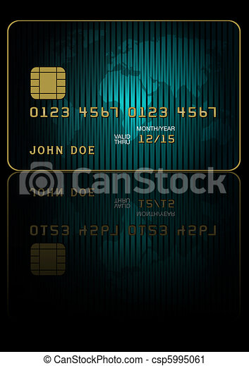 Credit Card - csp5995061