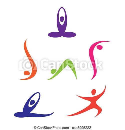 yoga - csp5995222